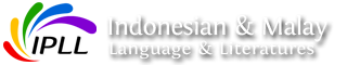 Indonesian Language & Literature