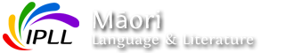 Maori Language & Literature