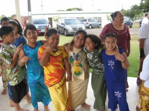 Community Samoan language school for youth and adults